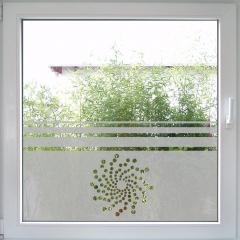Fantasy Flower Fenstersticker