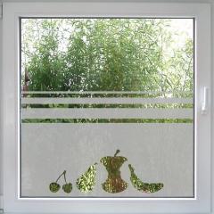 Fensterdekor Fruits