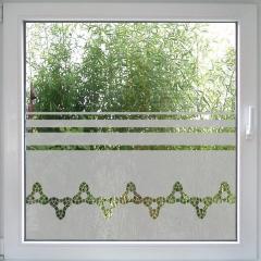 Fensterdekor Geometric 1