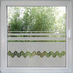 Fensterdekor Geometric 2