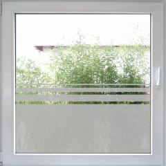 Blanc Windowtattoo