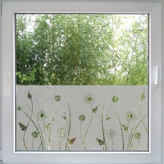 Meadow full Fenstertattoo