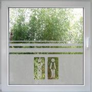 Sichtschutzfolien Badezimmer, Sichtschutz für Fenster - Create & Wall