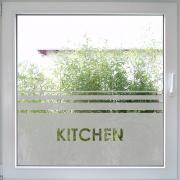 Fensterfolie Kitchen